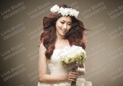 Chụp ảnh cưới 1 mình - hot trend của giới trẻ