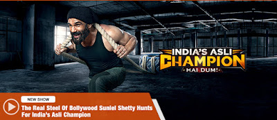 India's Asli Champion 2017 Episode 15 HDTV 480p 150mb
