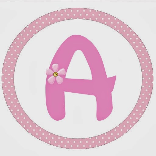 Pretty Ballerina Free Printable Toppers with Alphabet and ...