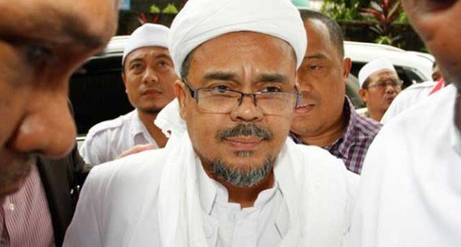 Dua Alat Bukti Tidak Terpenuhi, Habib Rizieq Ajukan Permohonan SP3 ke Polda