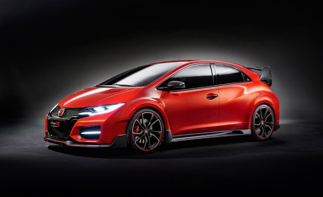 2018 Honda Civic Type R 0-60