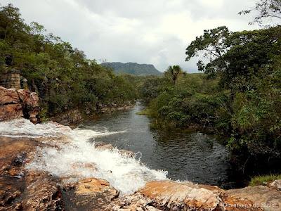 Chapada dos Veadeiros - Cachoeira Almecegas II - Fazenda São Bento