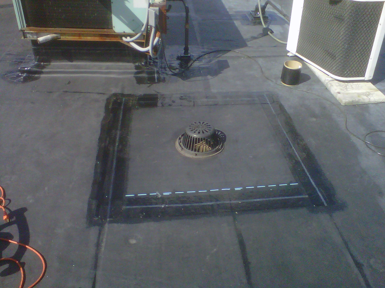 Commercial Flat Roofing In Ct Connecticut Flat Roof