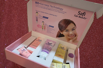 3 langkah mudah untuk cerahkan kulit dengan Safi Fair Beauty Bio FairnessTechnology