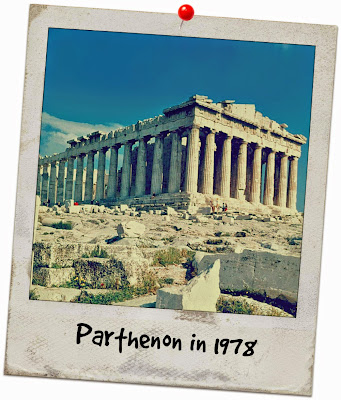 Parthenon in 1978