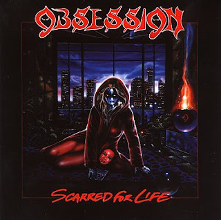"Obsession - ""Scarred for Life"" (album)"