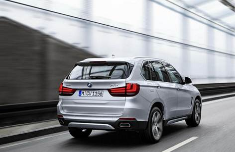BMW X5 xDrive40e – One of the Best Fuel-Efficient Models in Its Class