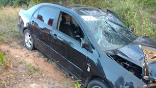 Empresário e ex-candidato a vereador de Cuité sofre grave acidente no Maranhão