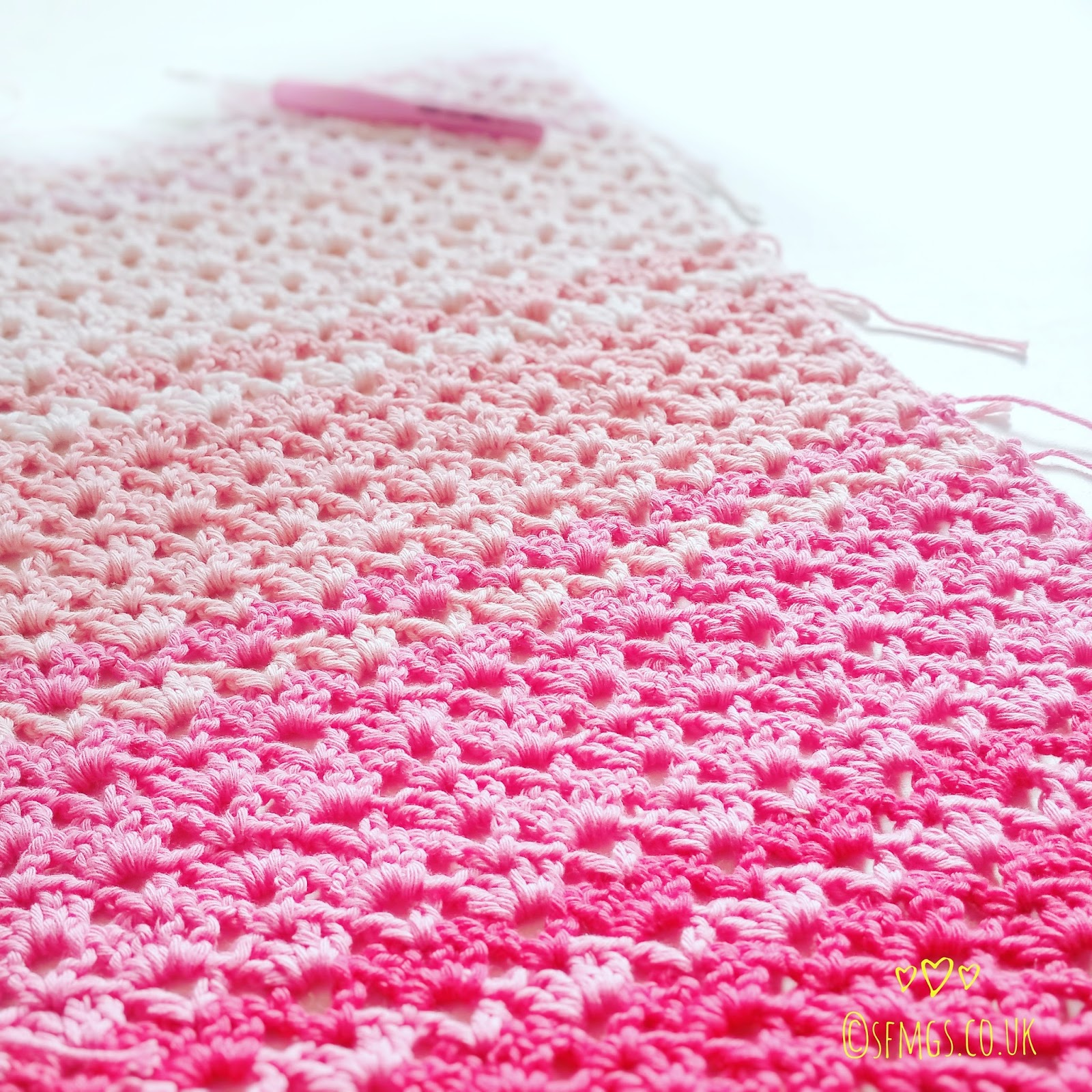 Set Free My Gypsy Soul A Crochet Craft Blog Pink Ombre Kimono Beach Cover Up Free Crochet Pattern