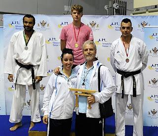 Trofeo Karate Corpus Toledo