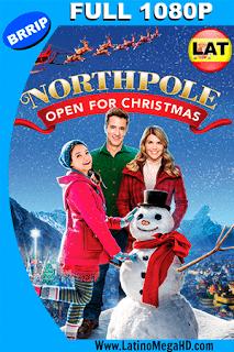 Polo Norte: Abierto Por Navidad (2015) Latino Full HD 1080P - 2015