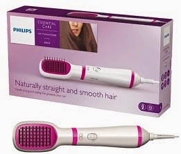 Philips Airstyler Paddle Brush India HP8658 Hair Straightener worth Rs.1695 for Rs.999 Only @ Amazon (Lowest Price For Today Only)