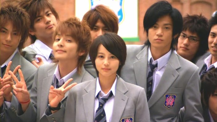 Phim Hanazakari no Kimitachi e
