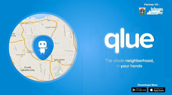 Qlue : Aplikasi Media Sosial Karya Anak Bangsa Yang Sekarang Di pakai Pemprov Jakarta