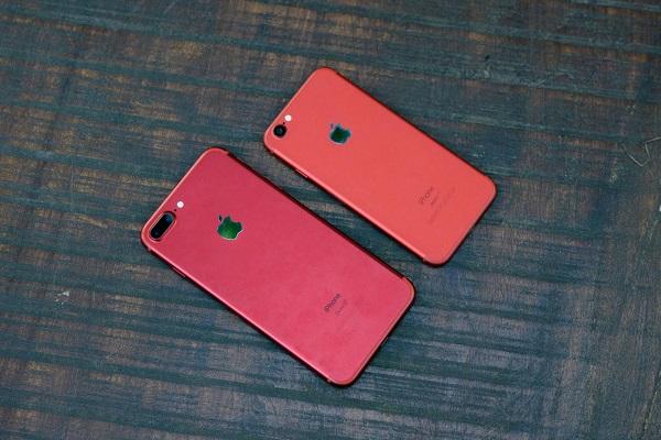 thay vỏ iPhone 7 chính hãng