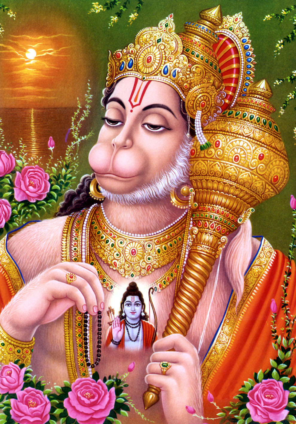 Hanuman pictures of hanuman anjaneya anjaneyalu - God images wallpapers ...