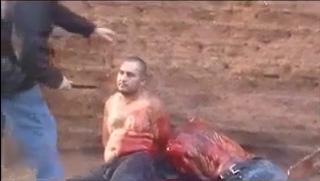 Me and My Self Foto pembunuhan SADIS 2 orang lakilaki