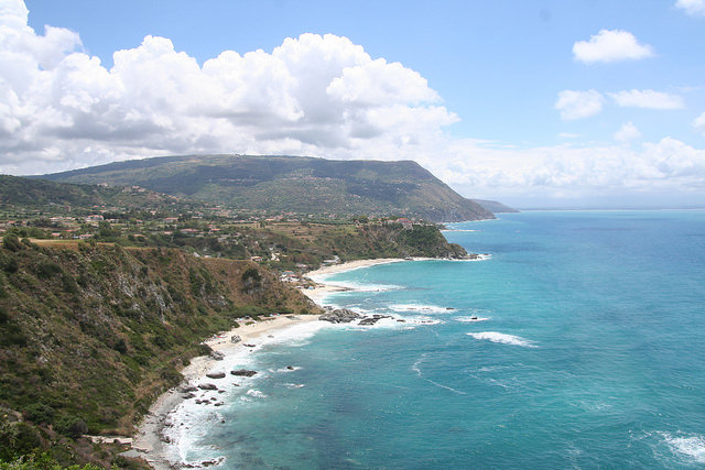 Beaches of Calabria