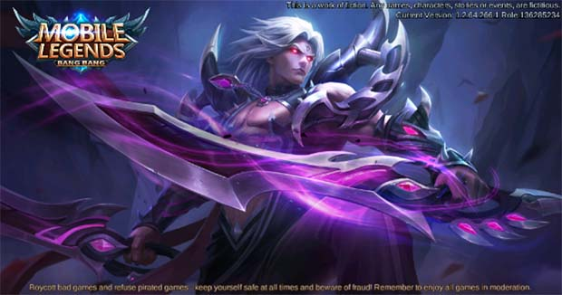 Download Moble Legends Mod Apk Terbaru (MOD HP+Physical Attack)