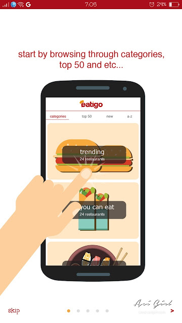 EATIGO App Deals