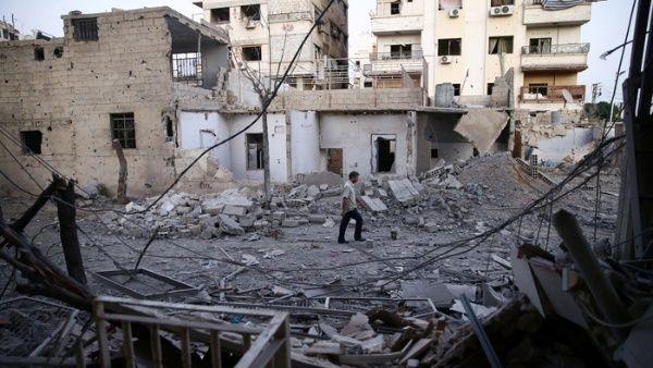 Siria denuncia ante la ONU bombardeos liderados por EE.UU.