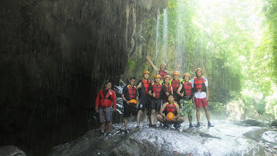 Arena Narsis Green Canyon Body Rafting