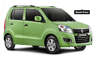 Karimun Wagon R Splash Green