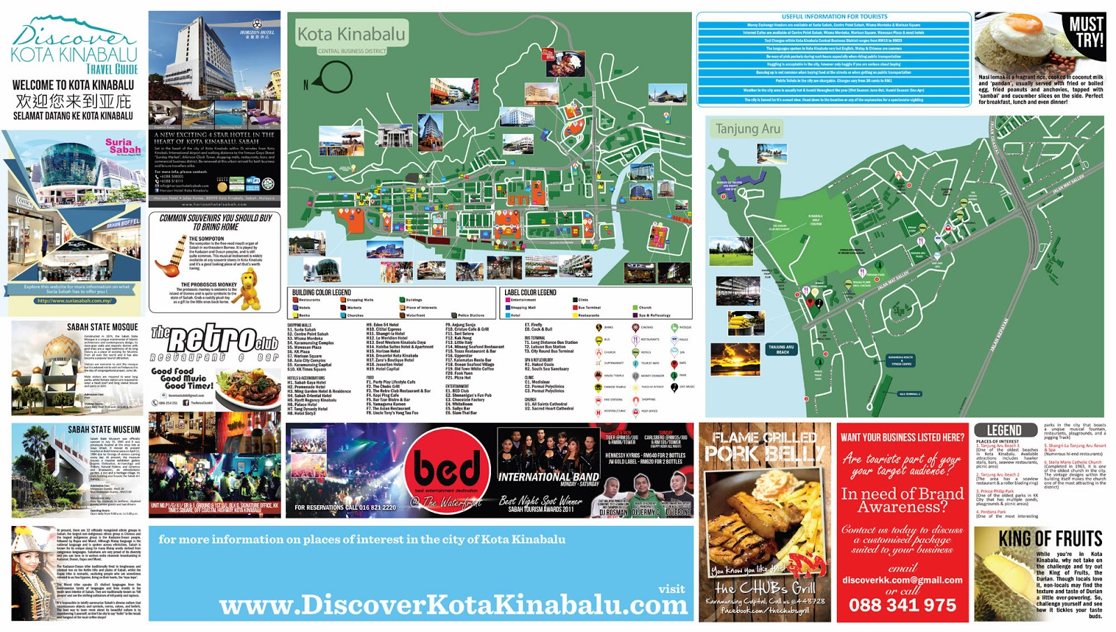 Discover Kota Kinabalu Kota Kinabalu City Probably The Best City