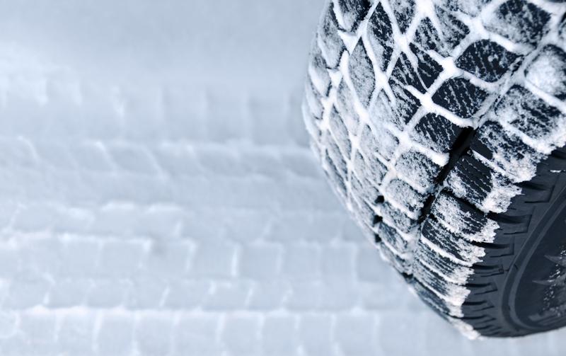 Зимние шины необходимы зимой
