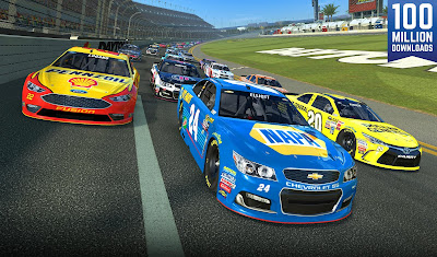 Real Racing 3 v4.1.5 Mega MOD APK Update Terbaru