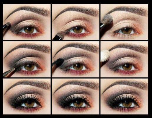 astuces pour les femmes apprendre se maquiller les yeux. Black Bedroom Furniture Sets. Home Design Ideas