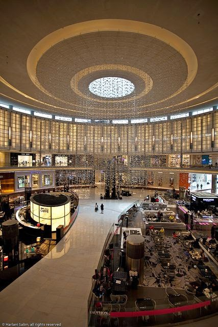 Dubai Mall- Largest Shopping Mall in the World