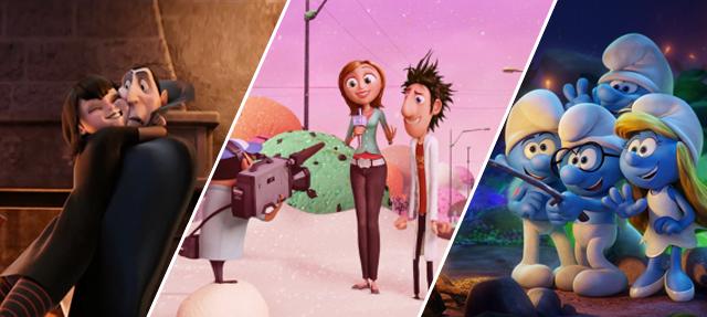 Οι Παιδικές Ταινίες Κινουμένων Σχεδίων της Sony Pictures Animation