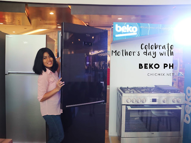 Moms get Pampered with Beko PH