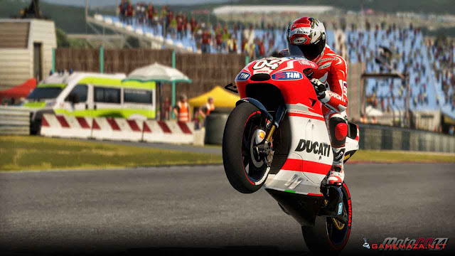 MotoGP 14 Gameplay Screenshot 5