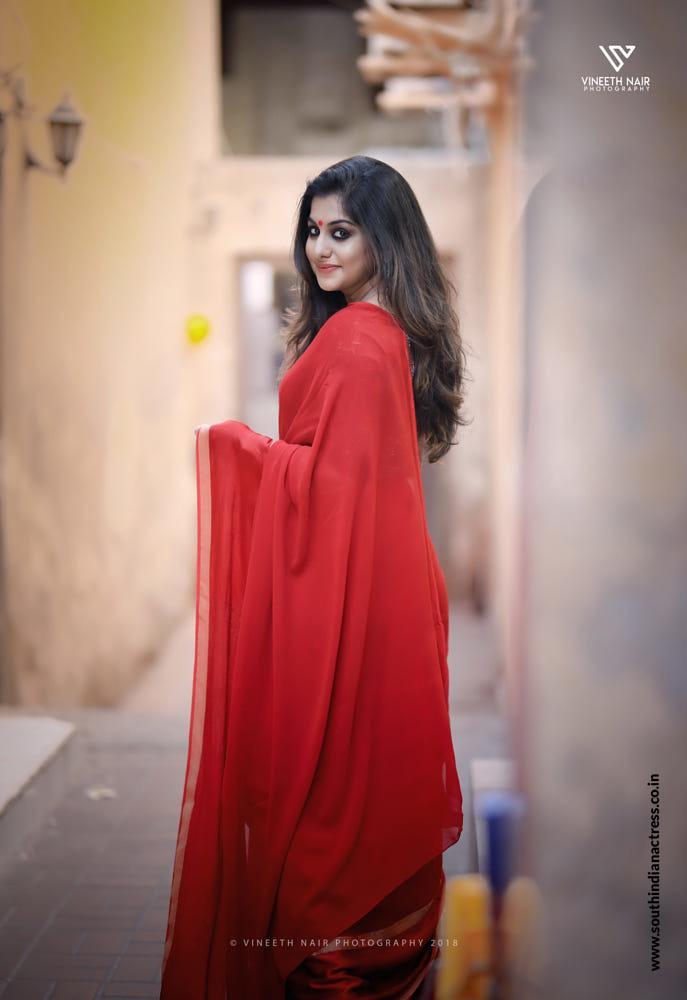 Meera Nandan Prayaga Martin Hot Photoshoot