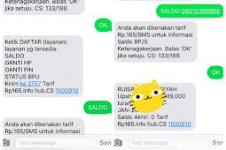 Cara Mudah cek saldo JHT BPJS Ketenagakerjaan Via SMS