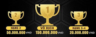 Tham gia đăng kí giải đấu VPL truy kích mobile