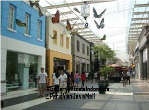 Paris Van Java Mall Bandung | Wisata Belanja Murah di Bandung