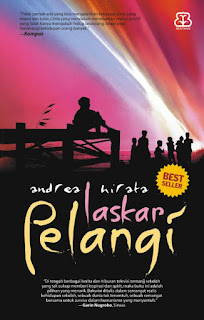 Novel Laskar Pelangi Bag 14 (Orang - Orang Sawang)