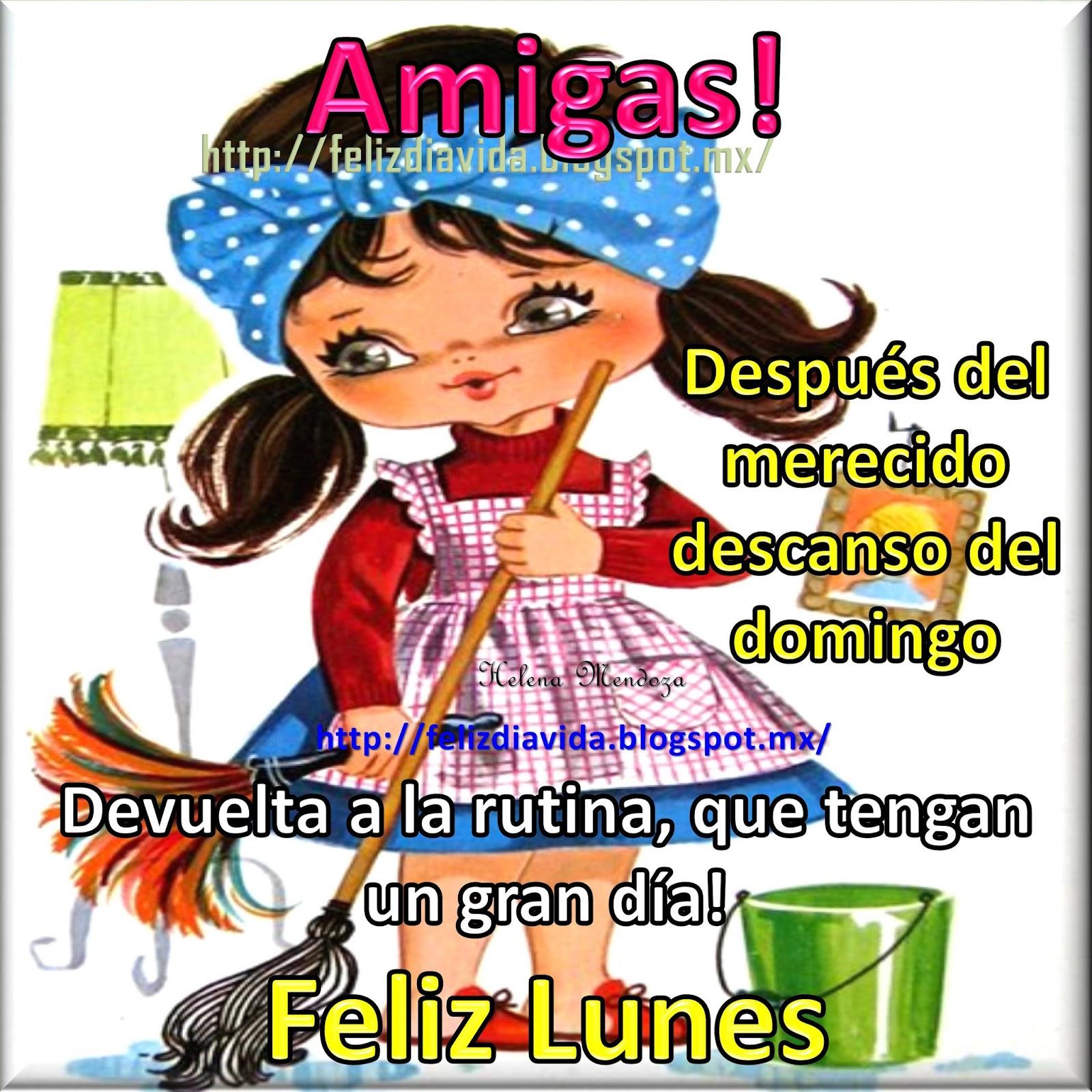 Oasis De Amigos Con Fe Amor Y Esperanza Feliz Lunes