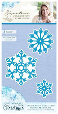 Signature snowflake die. Was £12.99 now £4!