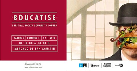 BOUCATISE.II Festival Bocata Gourmet A Coruña.