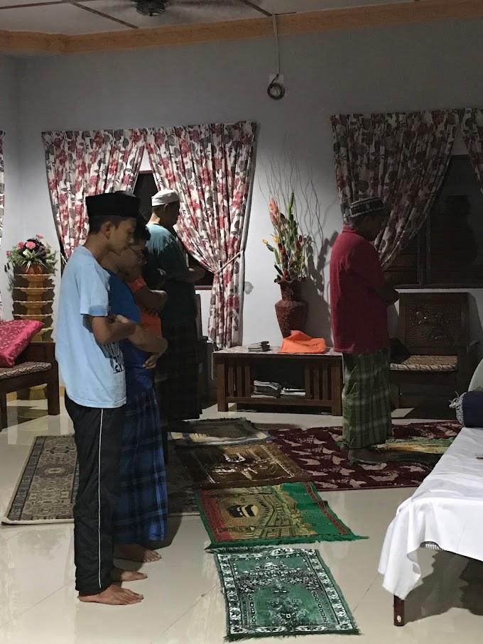 Majlis Tahlil Arwah Abah