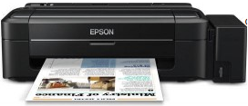Epson L300 Printer Driver Free Download