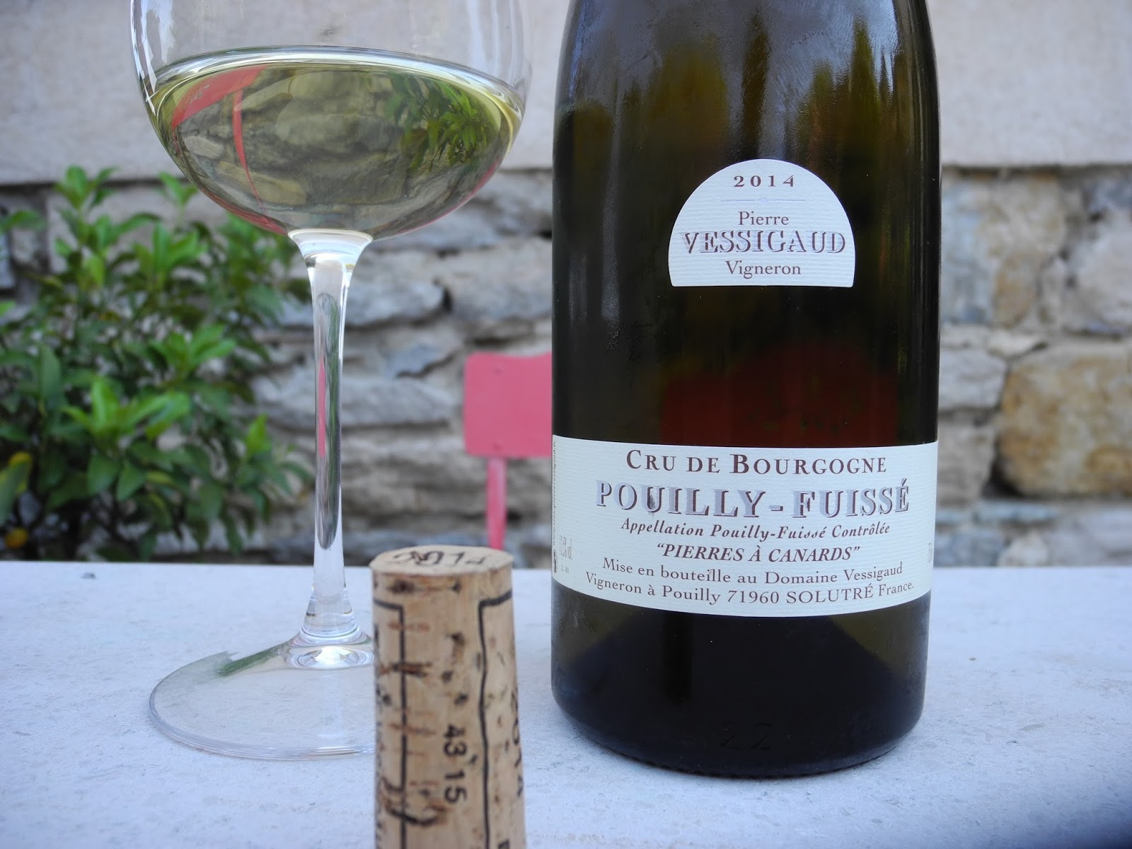 Pouilly-Fuisse Pierres ` Canards