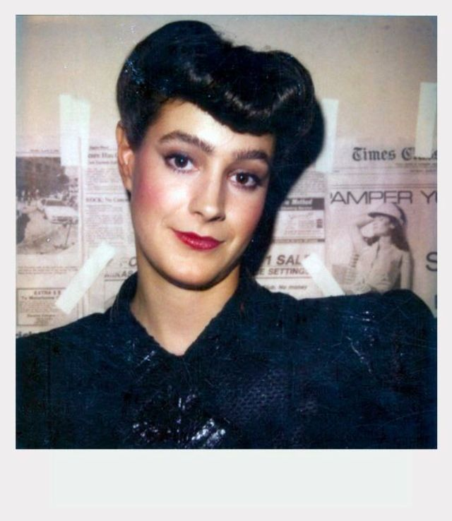 Astonishing Polaroids From The Private Collection Of