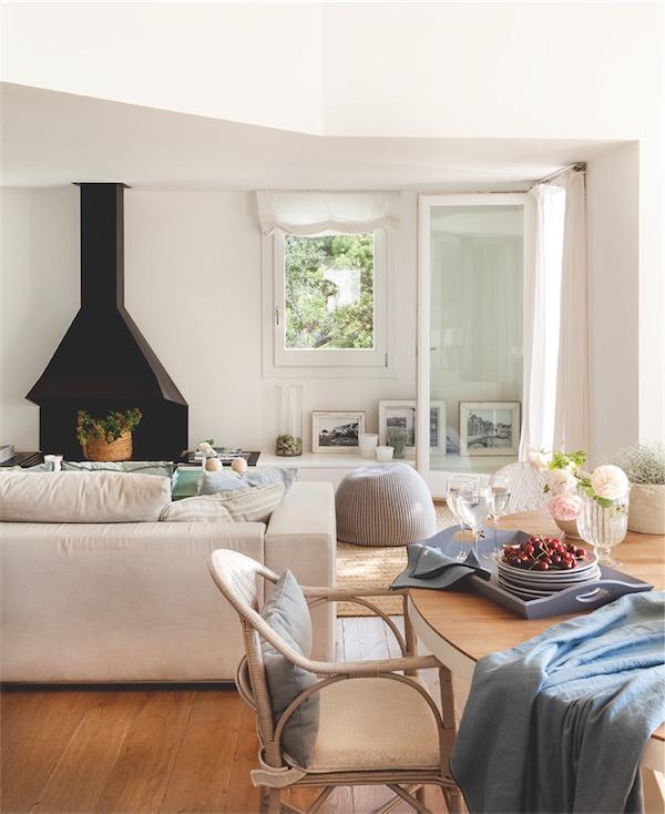 Una casa pensada para disfrutar del verano chicanddeco