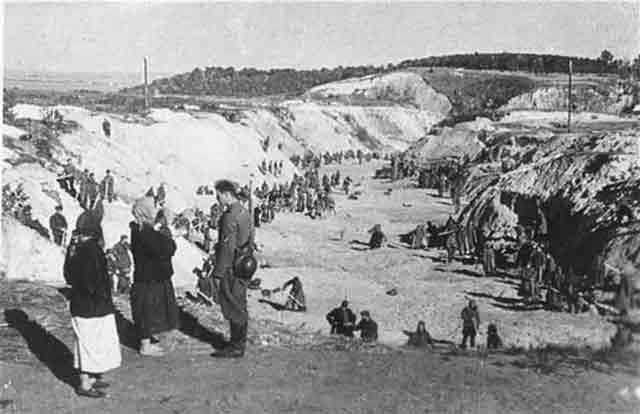 Babi Yar 28 September 1941 worldwartwo.filminspector.com