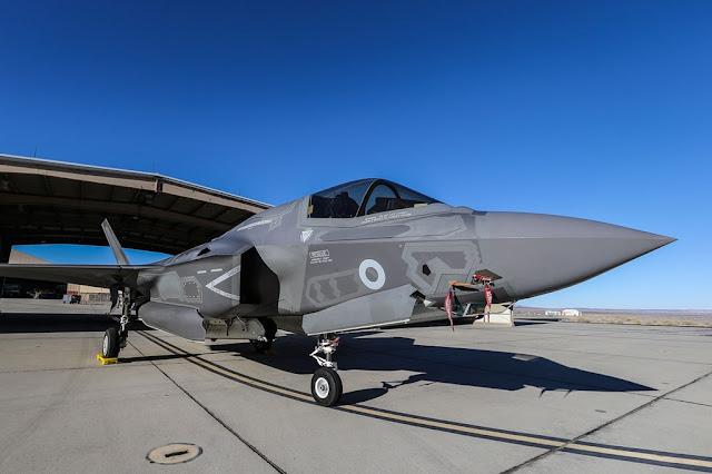 UK F-35 training squadron